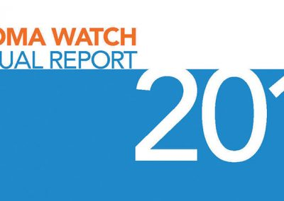 Oklahoma Watch Annual Reports